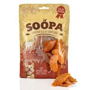 Soopa - Sweet Potato - Dog Chews  - 100g