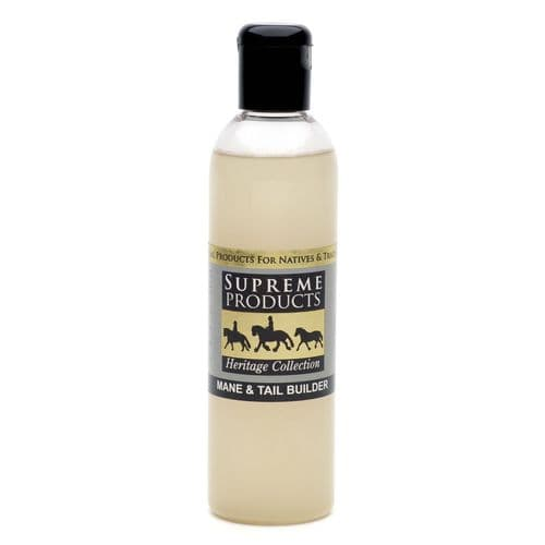 Supreme -  Heritage Collection - Mane & Tail Builder - 250ml