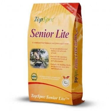Top Spec - Senior Lite - Feed Balancer - 15kg