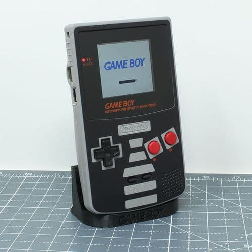 Game Boy Color Entertainment System