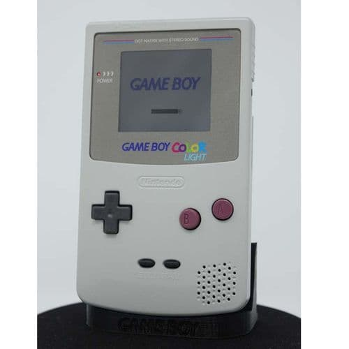 Game Boy Color Light DMG