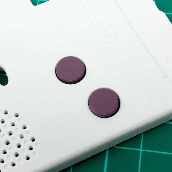 Game Boy Color Smooth Buttons