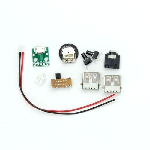 Game Boy Zero Ancillary kit
