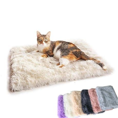 Super-soft fleece pet blankets. Sizes - S/M & M/L - 6 colours available