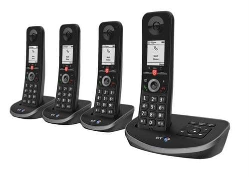 BT Advanced Phone with TAM - Quad