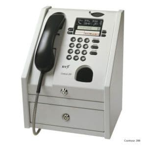 BT Contour 200 reconditioned payphone