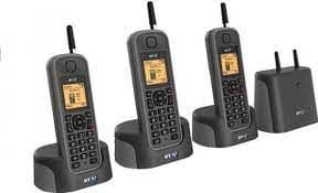 BT Elements 1k Dect three Pack