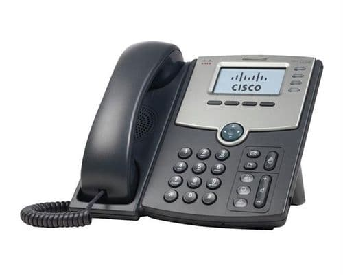 Cisco Linksys Spa504g Phone Dark Grey