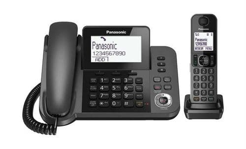 Panasonic Kx-tgf320e Corded + Dect Combo item no 53521