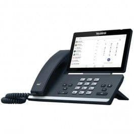 Yealink Skype For Business HD IP Phone T58A - Teams Edition - VoIP Phone With Caller ID - DECT - SIP