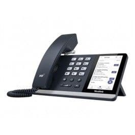Yealink T55A - Teams Edition - VoIP Phone - SIP, SIP V2 - Classic Gray