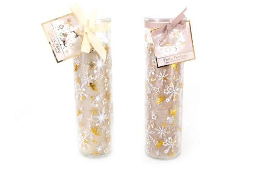 20Cm Christmas Fairy Tube Candle