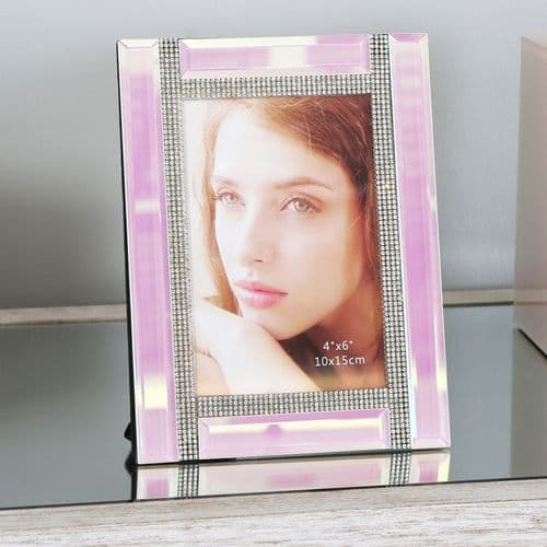 4in x 6in Glitz And Lustre Photo Frame