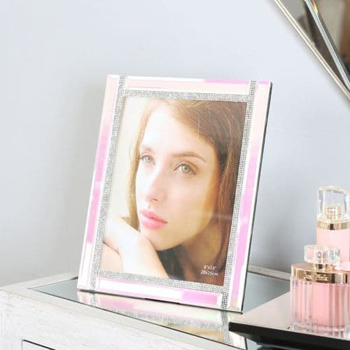 8in x 10in Glitz And Lustre Photo Frame