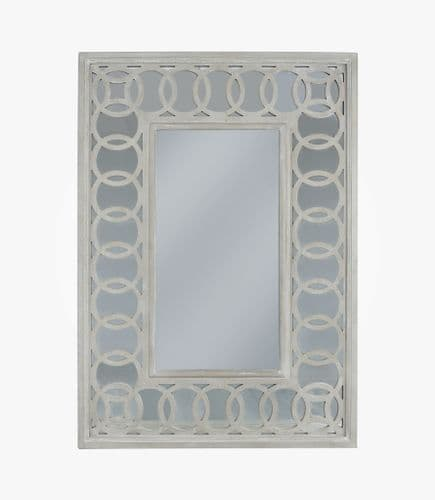 Bayview 113cm Wall Mirror Natural