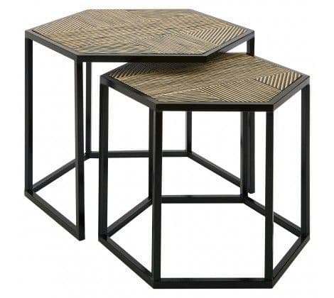 Bita Side Tables 2 Set