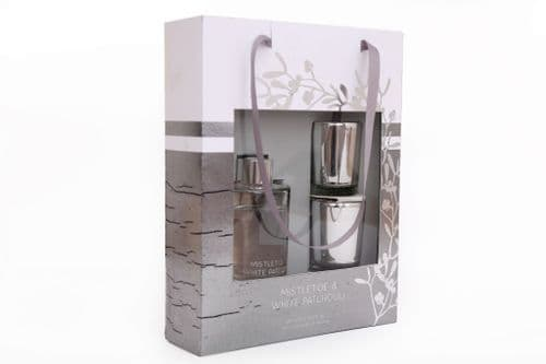 Diffuser Gift Set Silver