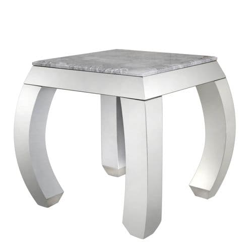 Florida Marble End Table