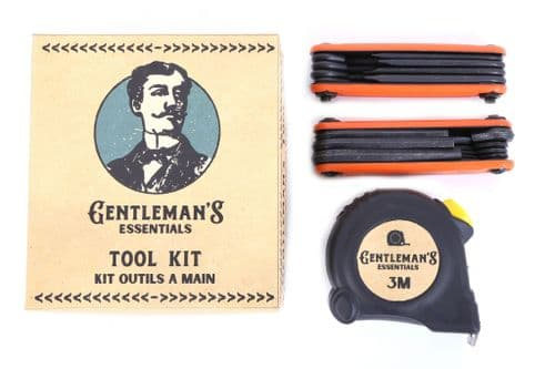 Gentlemans Tool Set With Tape Measure Giftset