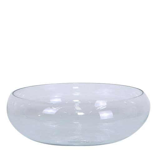 Luxe 39.5cm Glass Bowl