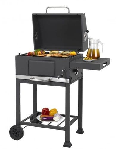 Tepro Toronto BBQ Grill In Athracite