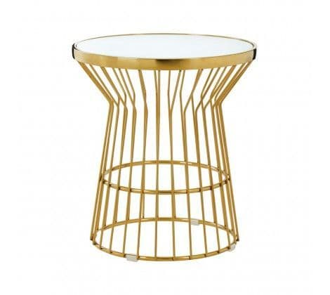 Tulare Corset Side Table