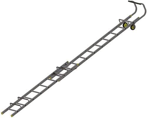 2 Section Roof Ladders