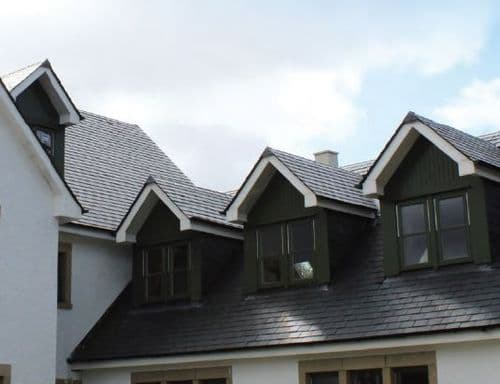 Ascot Grey First Grade Heavy Roof Slate 16 x 10