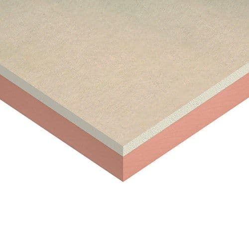 Black Friday Insulated Plasterboard