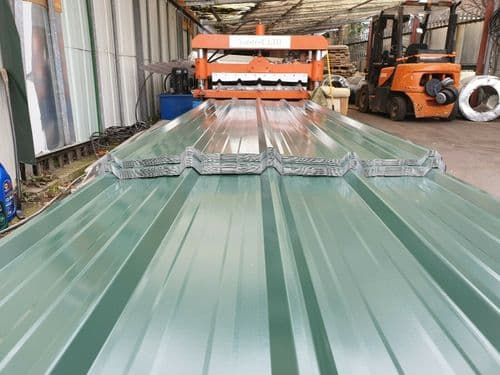 Cut To Order Box Profile 1000/32 Roof Sheets