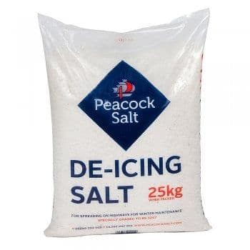 De - Icing Rock Salt Grit