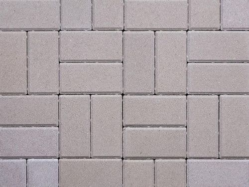 Grey Block Paving  Per M2