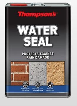 Thomsons water seal