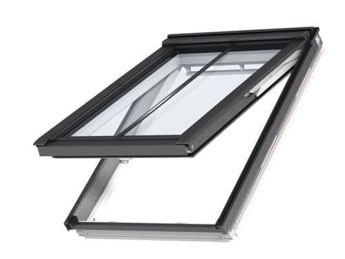 VELUX White-painted top-hung conservation package, plain tiles