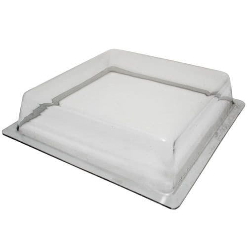 """12"""" X  12"""" PERSPEX ROOF LIGHT-Perspex roof light tinted"""