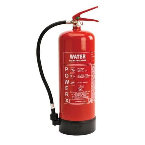 9LTR WATER EXTINGUISHER FREEZE PROTECTED