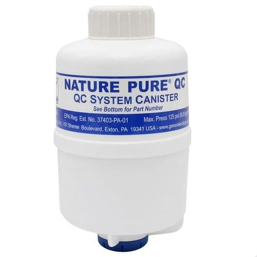 Nature Pure® RS1QC Canister