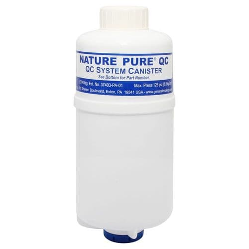 Nature Pure® RS2QC Canister