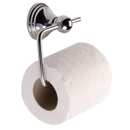 ARNO TOILET ROLLER HOLDER IN CHROME