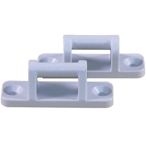 Bunk Ladder Mount Brackets (Pair)
