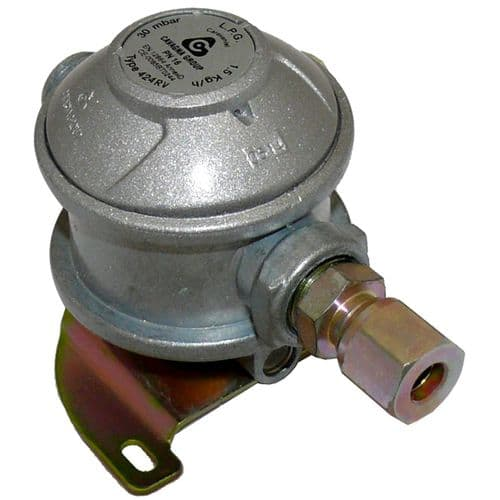 Caravan Regulator 30mbar