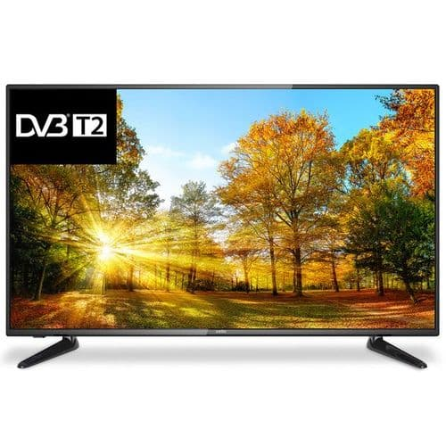 """CELLO 43"""" HD FREEVIEW TV 240V"""