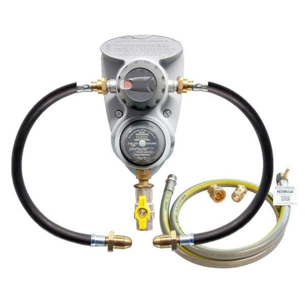 CLESSE COMPACT R800 OPSO 2 CYL ACO & 1.2MTR TESTPOINT HOSE