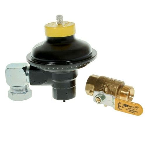 CLESSE METER BOX REGULATOR REPLACEMENT STB27 B TYPE WITH BALL VALVE