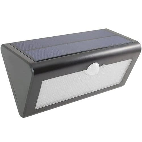 ECO WEDGE PRO SOLAR SECURITY LIGHT
