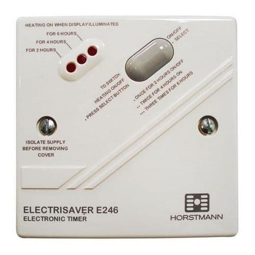 ELECTRISAVER CONTROL PANEL AND TIMER