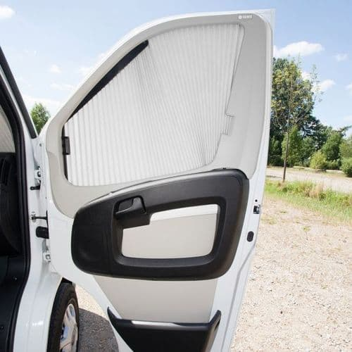 Fiat Ducato 2007-2011 Remi IV Side Panels X250 Grey