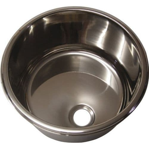 Flat Bottom 30cm Stainless Steel Sink