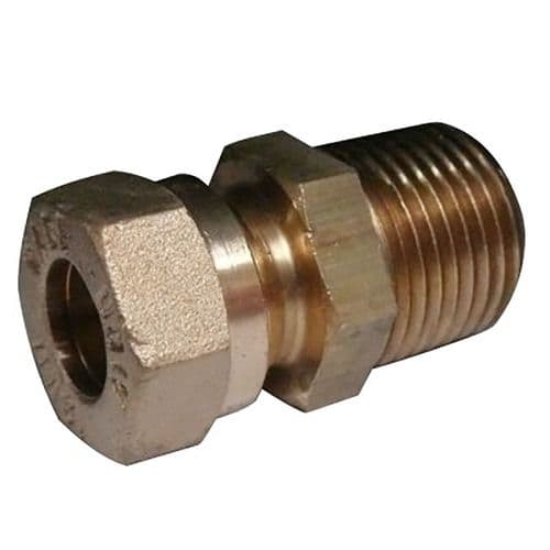 Gas Copper to BSP Male Taper