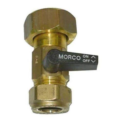 GAS ISOLATION VALVE FOR MORCO D61